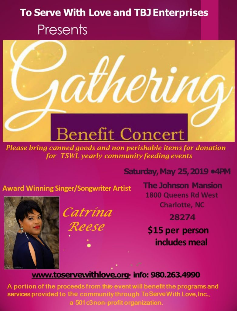 The Gathering Benefit Concert